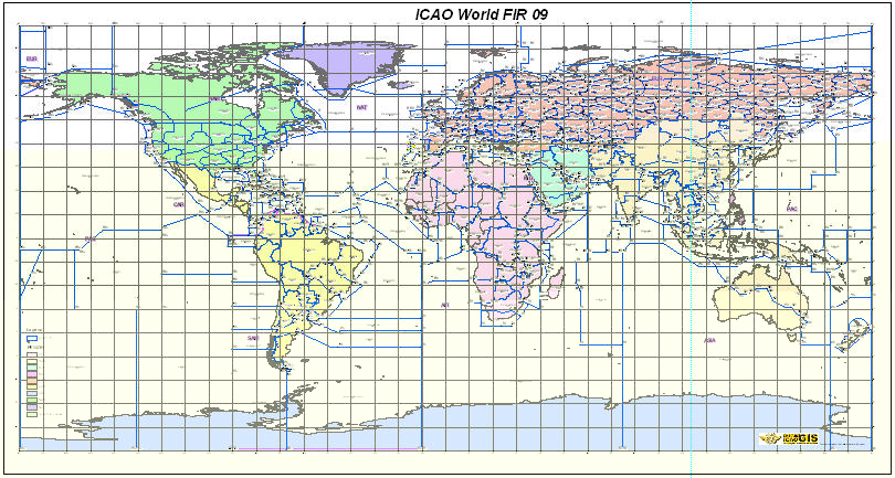 Pricing printing map vector map 2016 raster map 2016 example here icao world fir 2009 gumiabroncs Choice Image