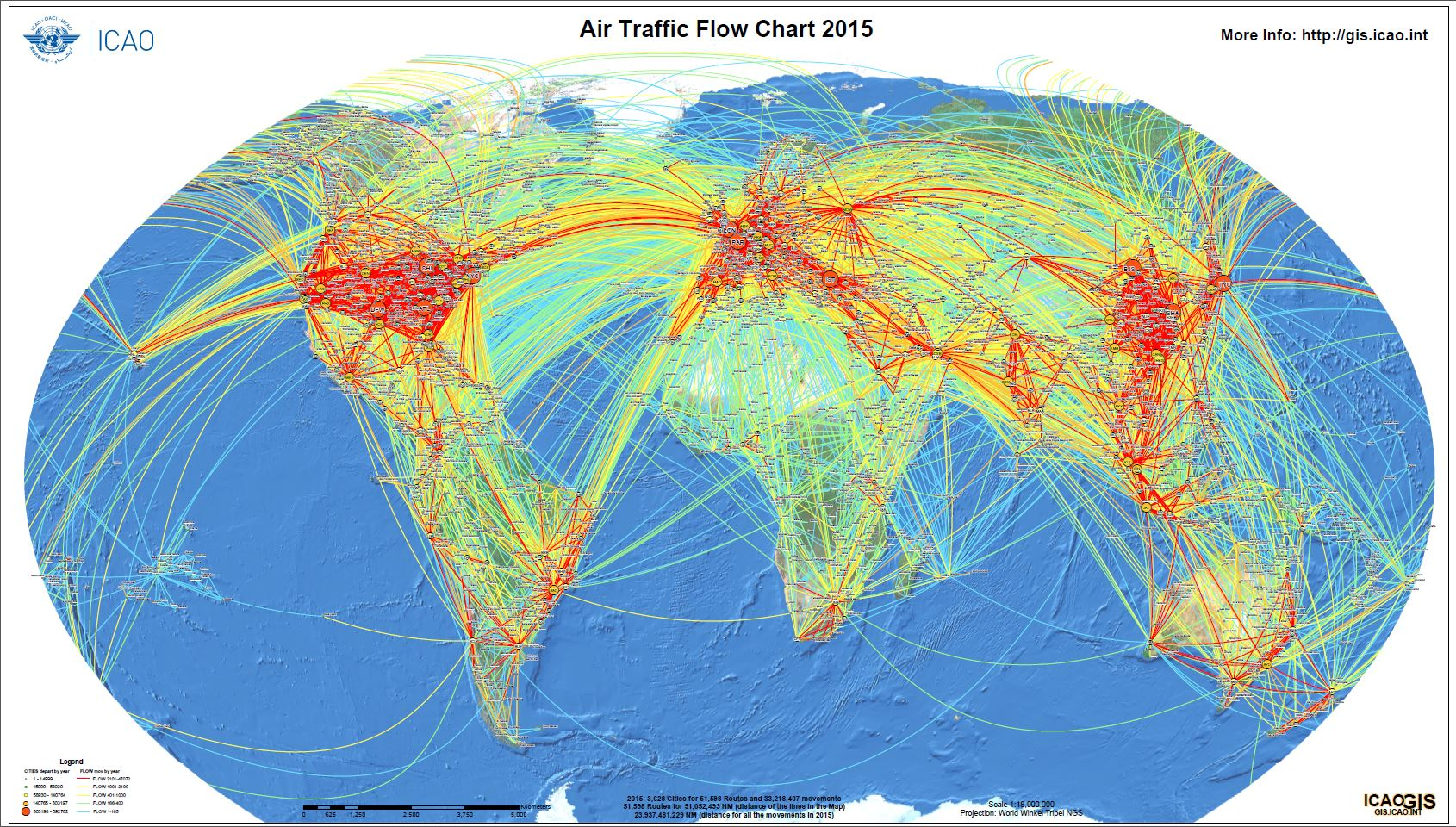 Icao Public Maps Sound Developing System Diagrams As A Useful Road Map Pro Web See Traffic Flow 2015